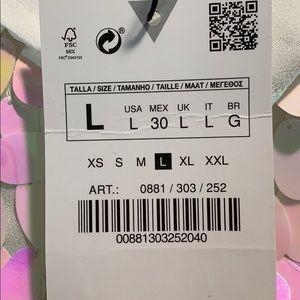 Zara Dresses - NWT. Zara Iridescent Effect Sequins Dress. Size L.